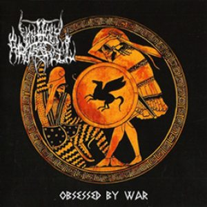 Unholy Archangel - Obsessed by War cover art