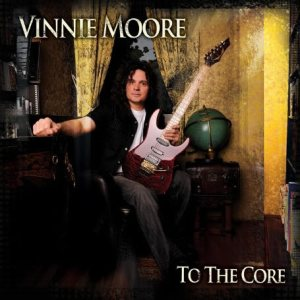 Vinnie Moore - To the Core cover art