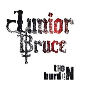 Junior Bruce - The Burden cover art