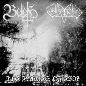 Wings of War / Beleth - The Flames of Evil