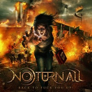 Noturnall - Back to Fuck You Up! cover art