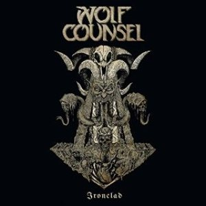 Wolf Counsel - Ironclad cover art