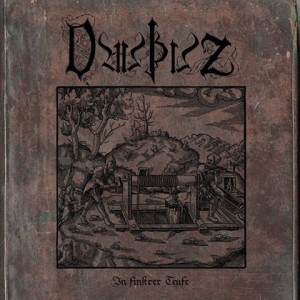 Dauþuz - In finstrer Teufe cover art