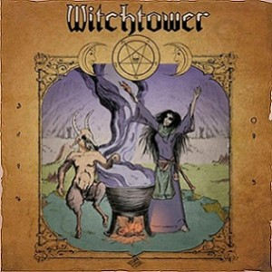 Witchtower - Witchtower cover art