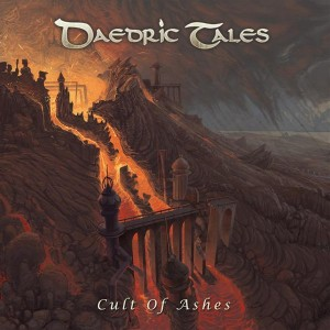 Daedric Tales - Cult of Ashes cover art