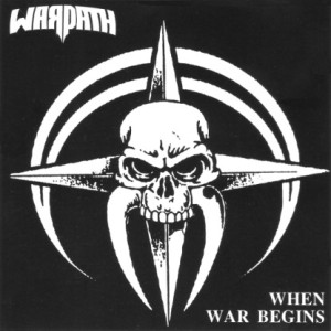 Warpath - When War Begins... Truth Disappears cover art