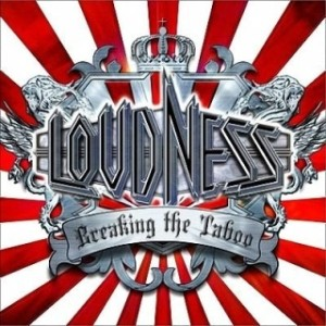 Loudness - Breaking the Taboo cover art