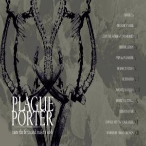 Plague Porter - Taste the Fetus and Make a Wish cover art