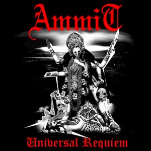 Ammit - Universal Requiem cover art