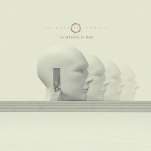 Animals as Leaders - The Madness of Many cover art