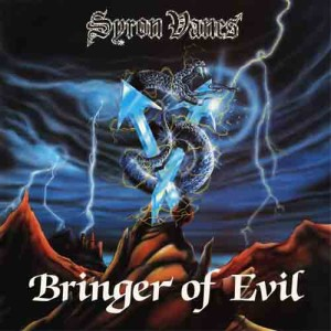 Syron Vanes - Bringer of Evil cover art