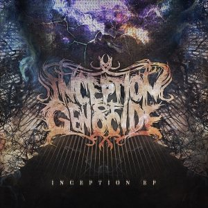Inception Of Genocide - Inception cover art