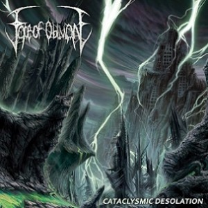 Face Of Oblivion - Cataclysmic Desolation cover art