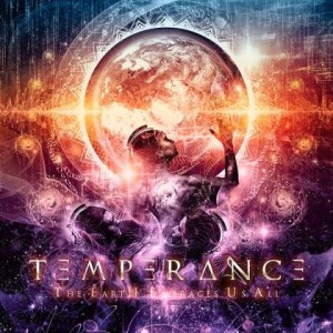 Temperance - The Earth Embraces Us All cover art