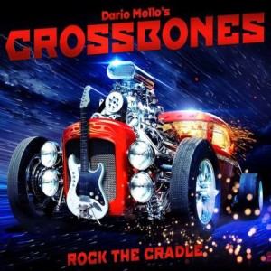 Crossbones - Rock the Cradle cover art