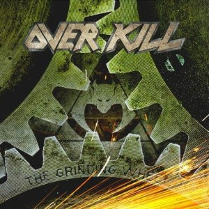 Overkill - The Grinding Wheel cover art