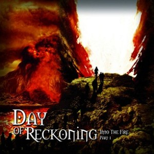 Day of Reckoning - Into the Fire cover art