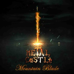 Metal Castle - Mountain Blade cover art
