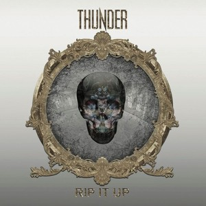 Thunder - Rip it Up cover art