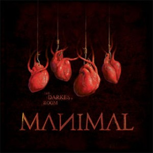 Manimal - The Darkest Room cover art