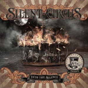 Silent Circus - Into the Silence cover art