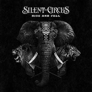 Silent Circus - Rise and Fall cover art