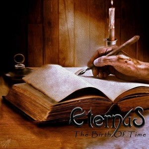 Eternus - The Birth of Time cover art