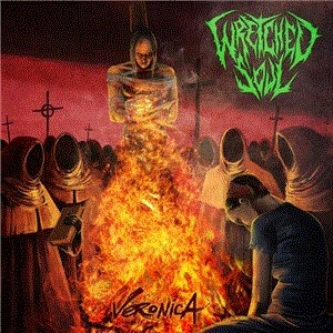 Wretched Soul - Veronica cover art
