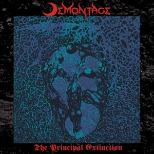 Demontage - The Principal Extinction cover art