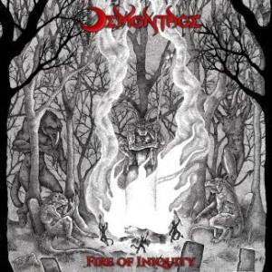 Demontage - Fire of Iniquity cover art