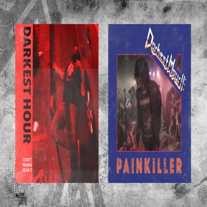 Darkest Hour - Painkiller / I Don't Want to Hear it cover art