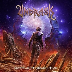 Undrask - Battle Through Time cover art