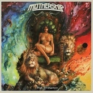 Mothership - High Strangeness cover art