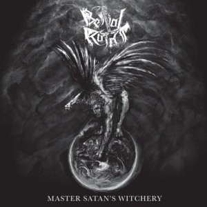 Bestial Raids - Master Satan's Witchery cover art