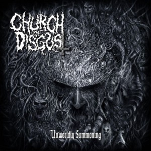 Church of Disgust - Unworldly Summoning cover art