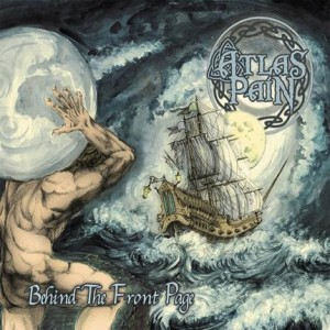 Atlas Pain - Behind the Front Page cover art