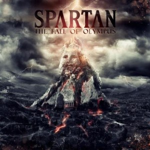 Spartan - The Fall of Olympus cover art