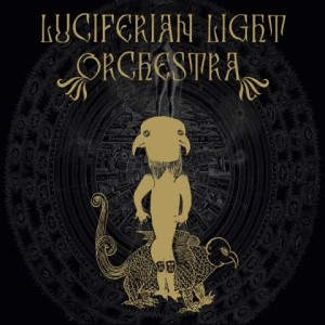 Luciferian Light Orchestra - Luciferian Light Orchestra cover art
