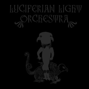 Luciferian Light Orchestra - Black cover art