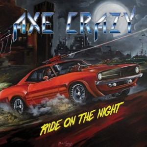 Axe Crazy - Ride on the Night cover art