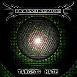 Irreverence - Target: Hate cover art