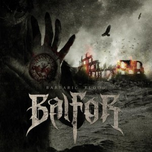 Balfor - Barbaric Blood cover art