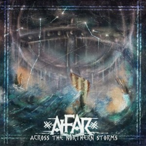 Alfar - Across The Northern Storms cover art