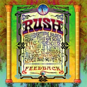 Rush - Feedback cover art