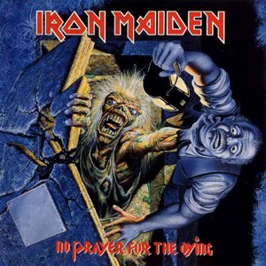 Iron Maiden - No Prayer for the Dying cover art