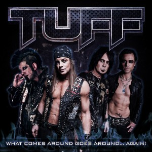 Tuff - What Comes Around Goes Around Again cover art