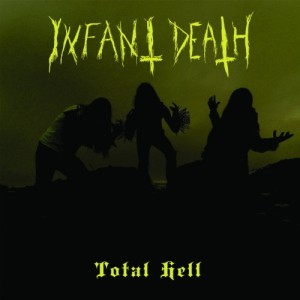 Infant Death - Total Hell cover art
