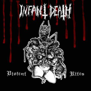 Infant Death - Violent Rites cover art