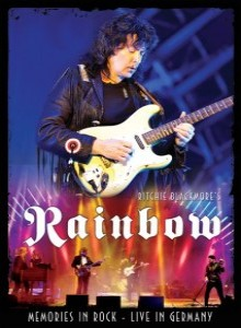 Rainbow - Memories in Rock - Live in Germany cover art