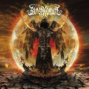 Blasphemium - Crowned by the Serpent cover art